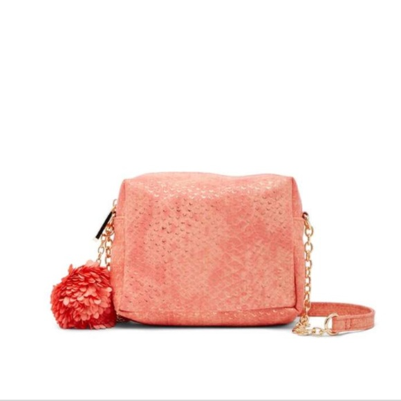 1dfe429b74a1 Duex Lux Bags   Pretty Apricot Deux Lux Mini Crossbody Bag   Poshmark